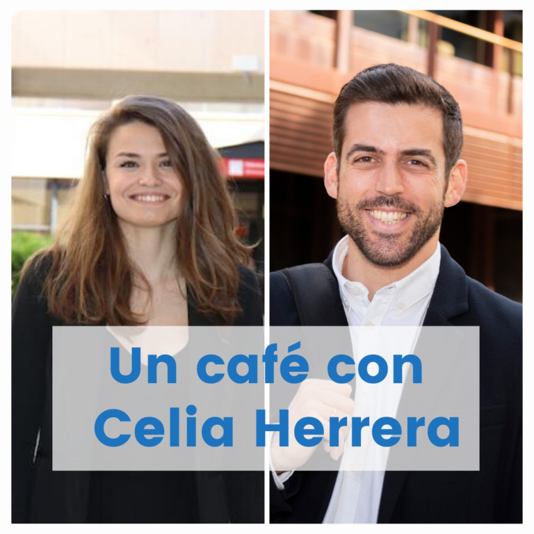 Café jurídico con Celia Herrera de IurisCelia