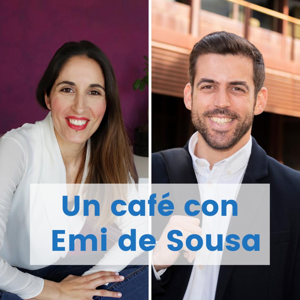 Café jurídico con Emi de Sousa