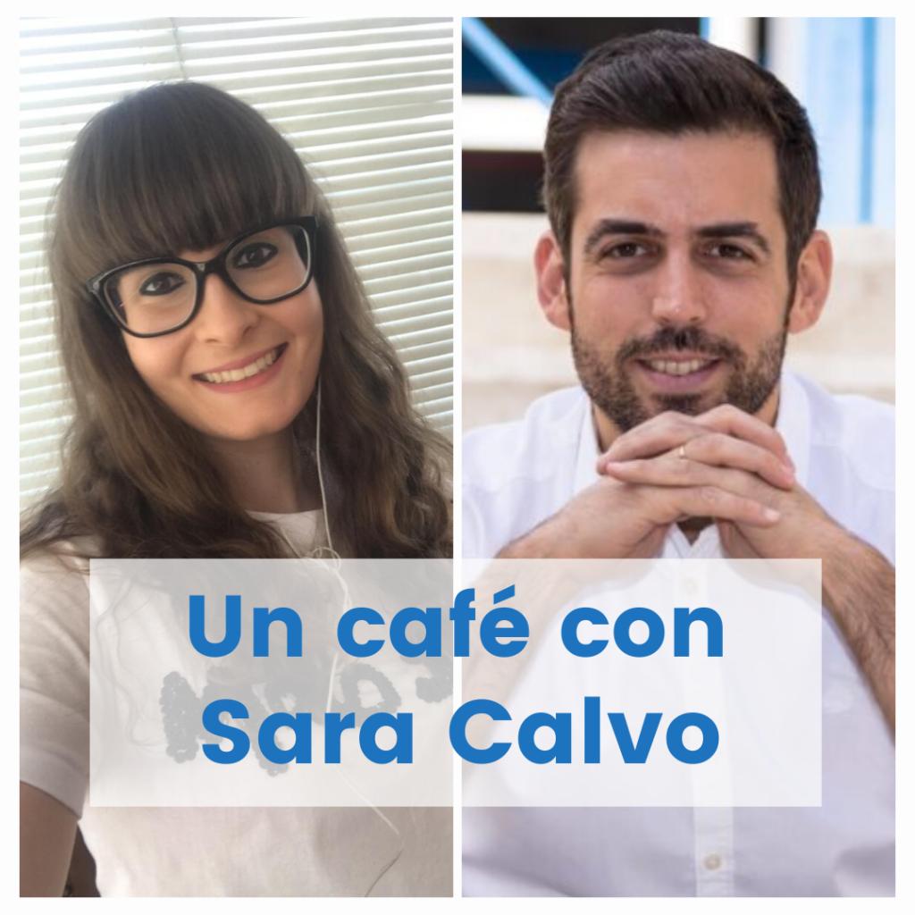 Café jurídico con Sara Calvo de IurisFacil