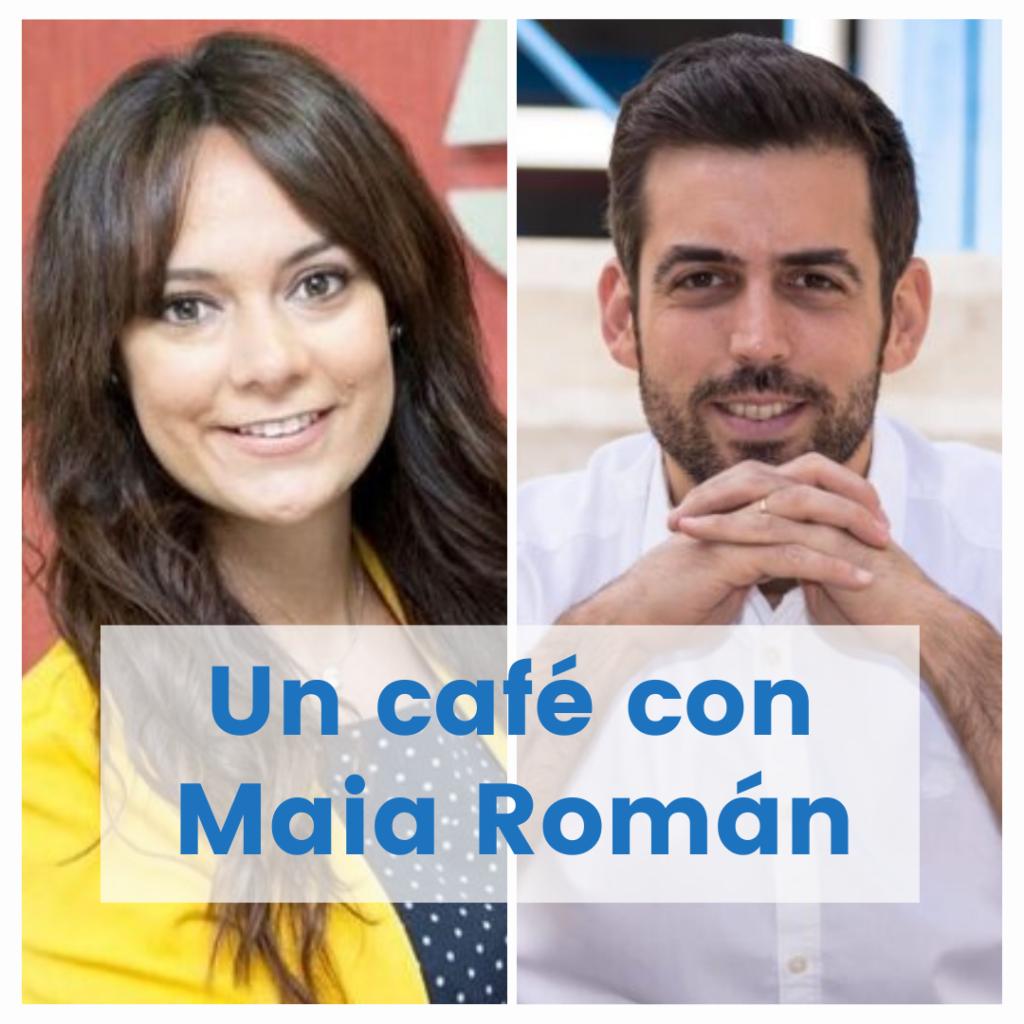 Café jurídico con Maia Román